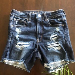 American Eagle Outfitters Distressed Shorts - 6